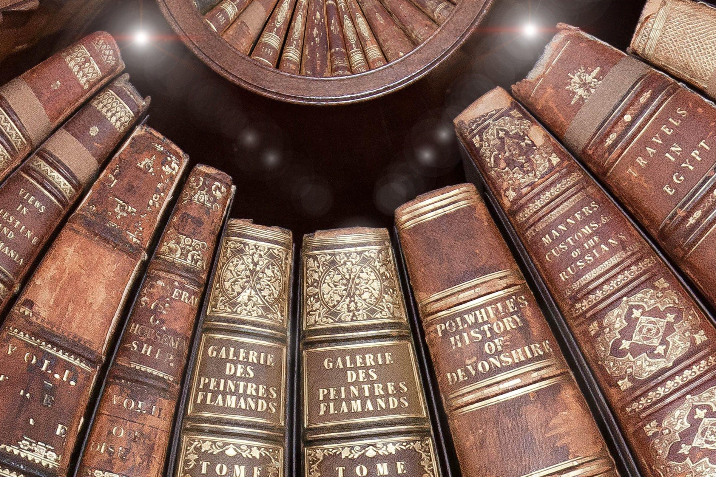 Free stock photo of bookcase, books, bookshelf, education