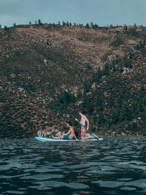Free stock photo of board, boat paddle, colorado, gold