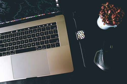 Immagine gratuita di apple, apple watch, banco, impianto