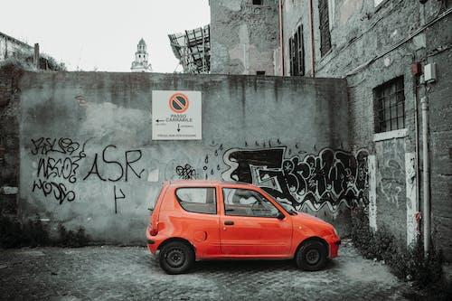 Photos gratuites de italie, rome, rue, voiture