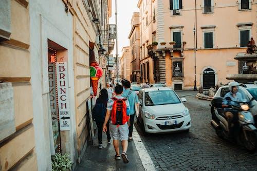 Photos gratuites de italie, rome, rue, voyager