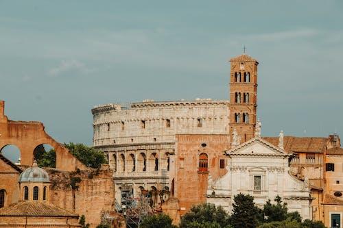 Fotos de stock gratuitas de anfiteatro flavian, antiguo, arquitectura, atracción turística