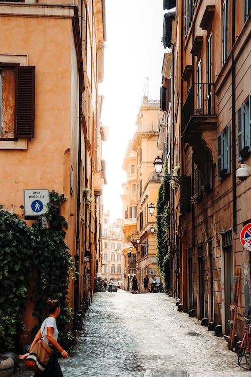 Photos gratuites de italie, rome, rue