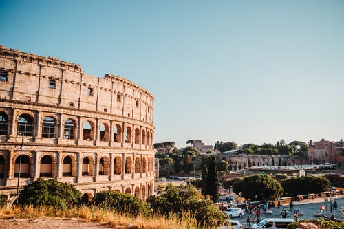 Ilmainen kuvapankkikuva tunnisteilla arkkitehtuuri, Colosseum, flavian amfiteatteri, historiallinen
