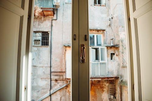 Photos gratuites de appartement, cadre, fenêtre, grunge