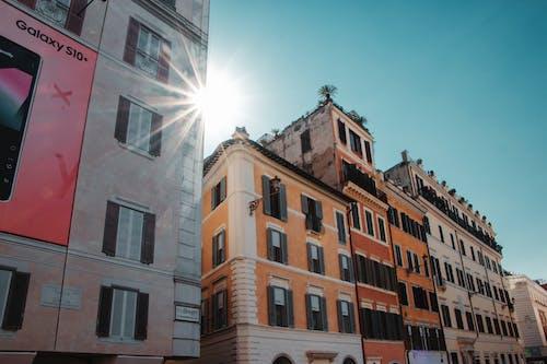 Gratis arkivbilde med gate, italia, reise, roma