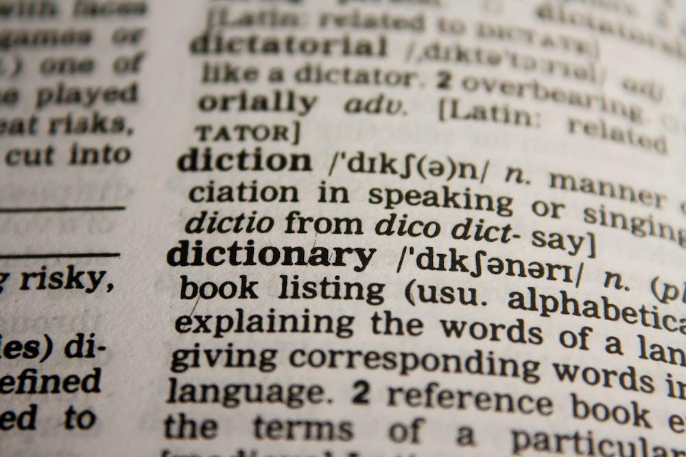 Dictionary @pexels.com