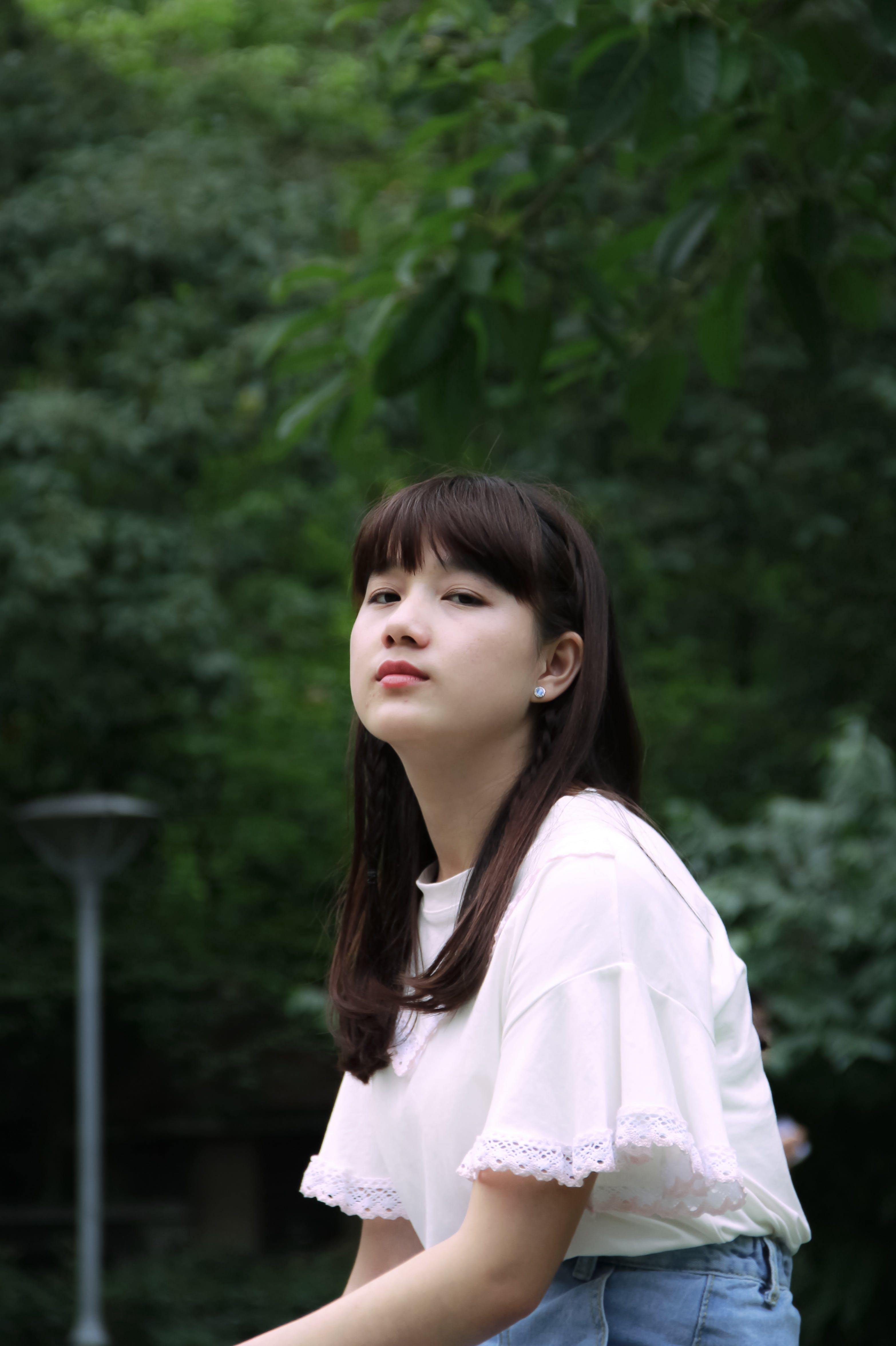 Free stock photo of asia, beauty, girls, portrait