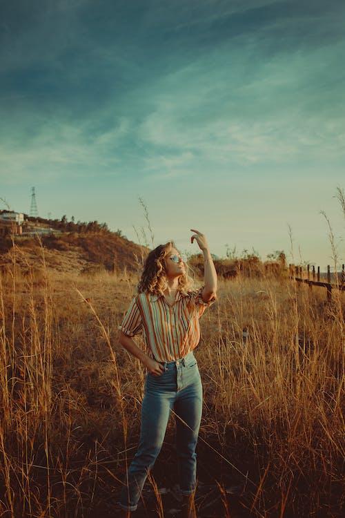 Ảnh lưu trữ miễn phí về buổi chụp ảnh, cánh đồng, chụp ảnh, cỏ