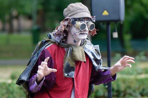 Gratis stockfoto met acteur, beeldje, camouflage artikelen, concert