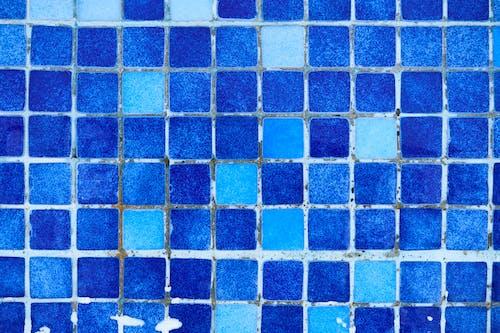 Kostenloses Stock Foto zu abstrakt, alt, blau, dekor