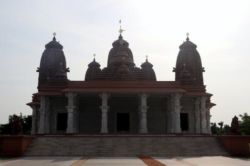 Free stock photo of lord jagannath temple