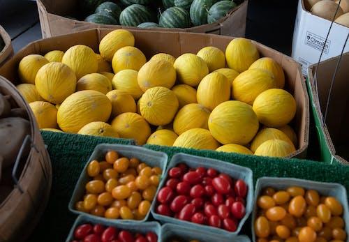 Lemon Fruits in Box