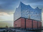 building, architecture, modern