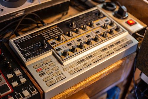Foto d'estoc gratuïta de equip musical, estudi de música, sintetitzador