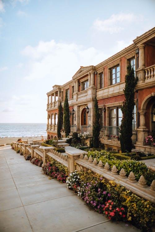 Darmowe zdjęcie z galerii z architektura, budynek, fasada, kalifornia