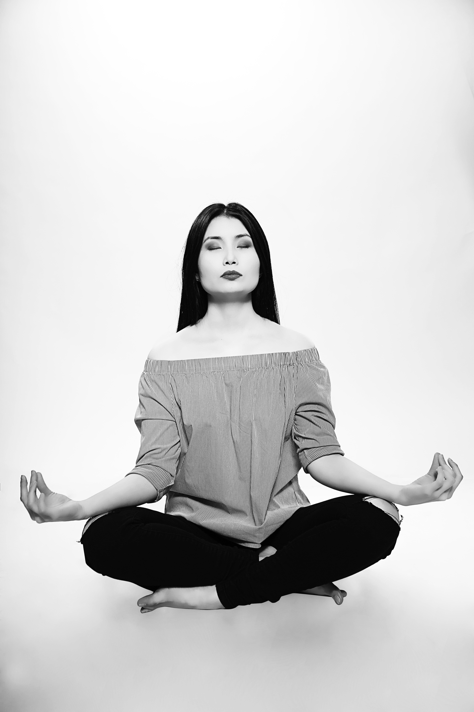 Free stock photo of girl, yoga, beauty, beautiful