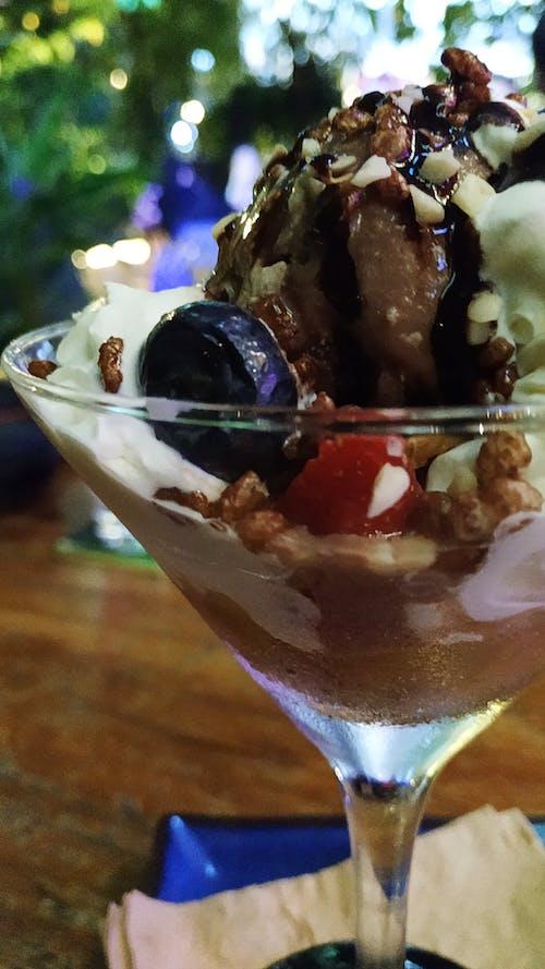 Бесплатное стоковое фото с десерт
