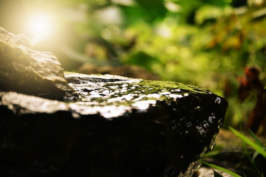 Free stock photo of light, relaxation, water, rocks