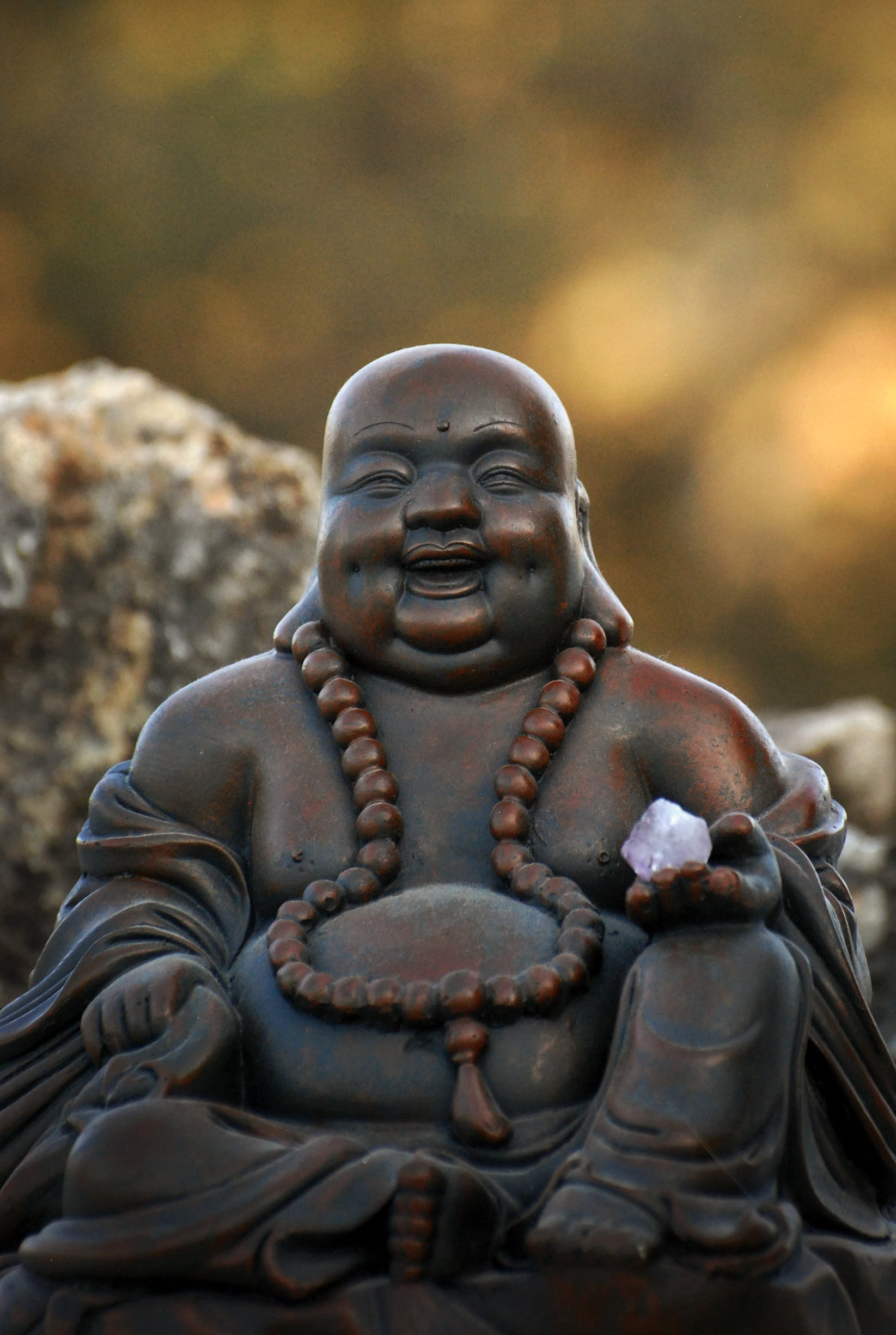 Free stock photo of reflection, statue, yoga, religion