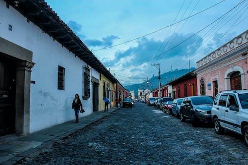 アンティグア, グアテマラ, ラテンアメリカ, 一人での無料の写真素材