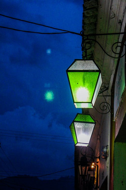 Free stock photo of ANTIGUA, evening, green light, guatemala