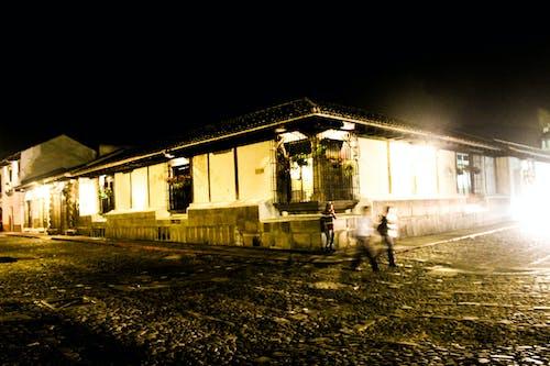 タウン, ラテンアメリカ, 夕方, 平和の無料の写真素材