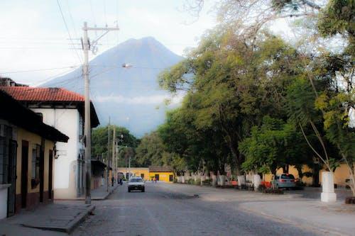 グアテマラ, シティ, タウン, ラテンアメリカの無料の写真素材