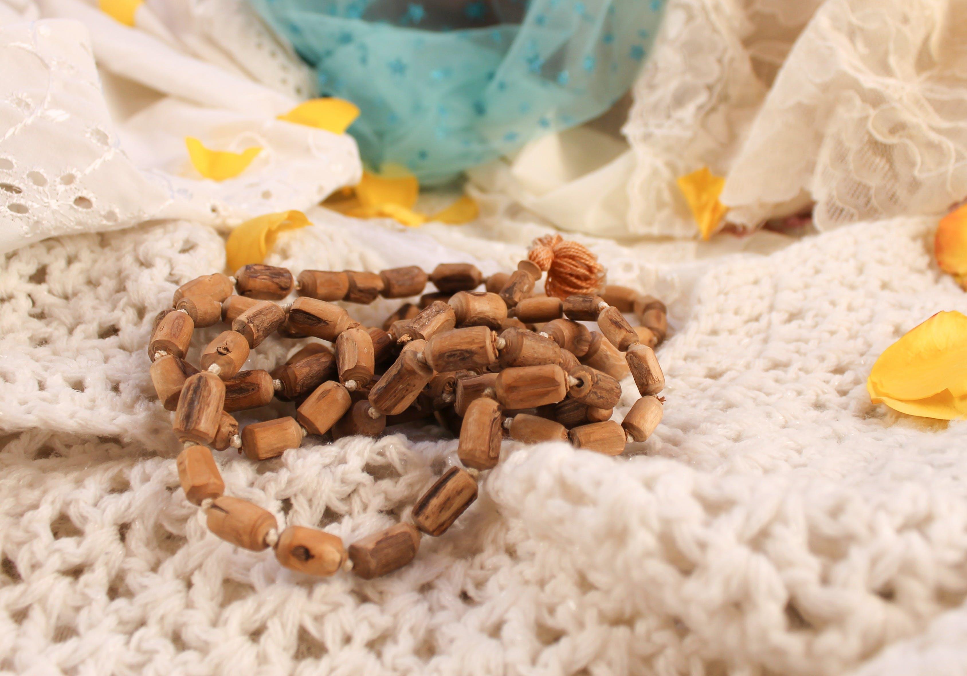 Free stock photo of wooden, yoga, india, beads