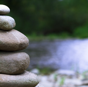Free stock photo of nature, relaxation, pyramid, yoga