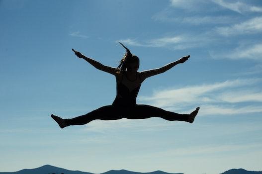 Free stock photo of woman, women, dancing, body