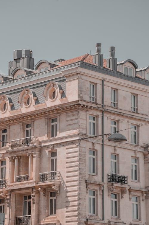 Ingyenes stockfotó ablakok, család, építészet, építészeti terv témában