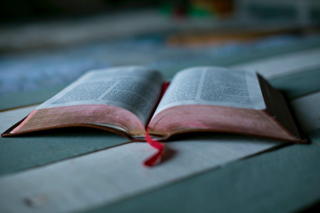 biblia, Библия, выборочный фокус