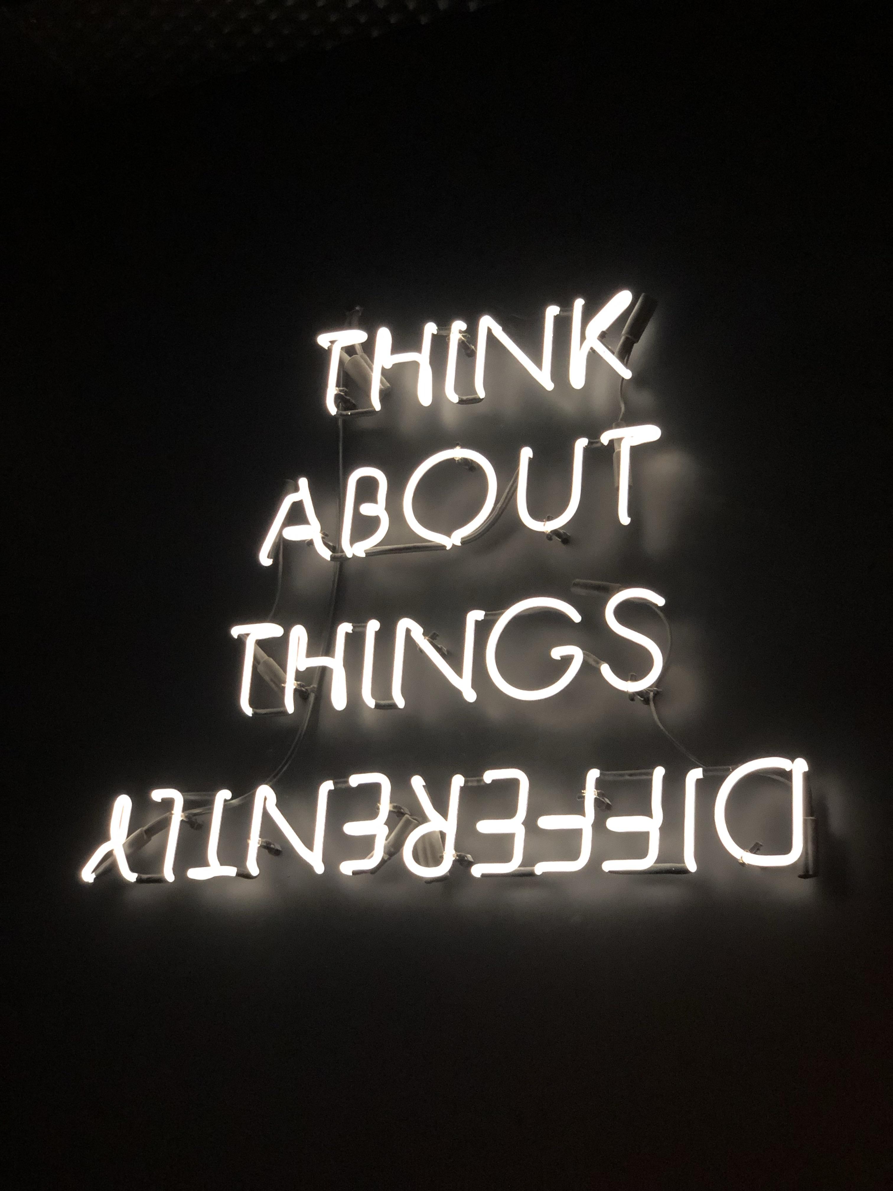 Think differen