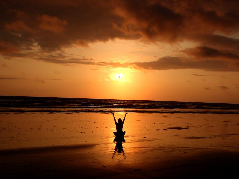 Yoga @pexels