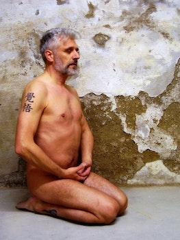 Free stock photo of yoga, tattoo, naked, zen