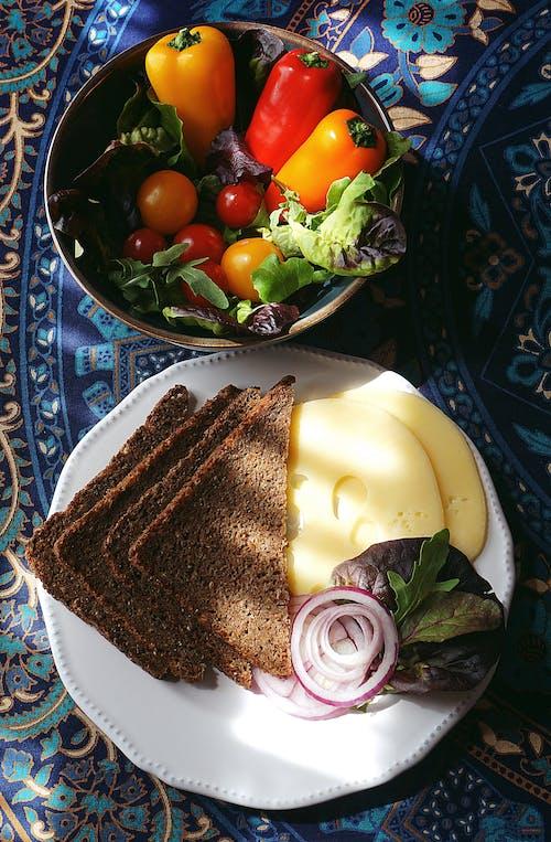 Бесплатное стоковое фото с flat lay, еда, здоровая пища, здоровое питание