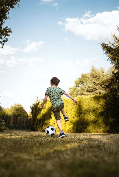 Photos gratuites de actif, action, balle, ballon de foot