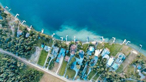 Ảnh lưu trữ miễn phí về ban ngày, biển, bờ biển, cảnh quay drone