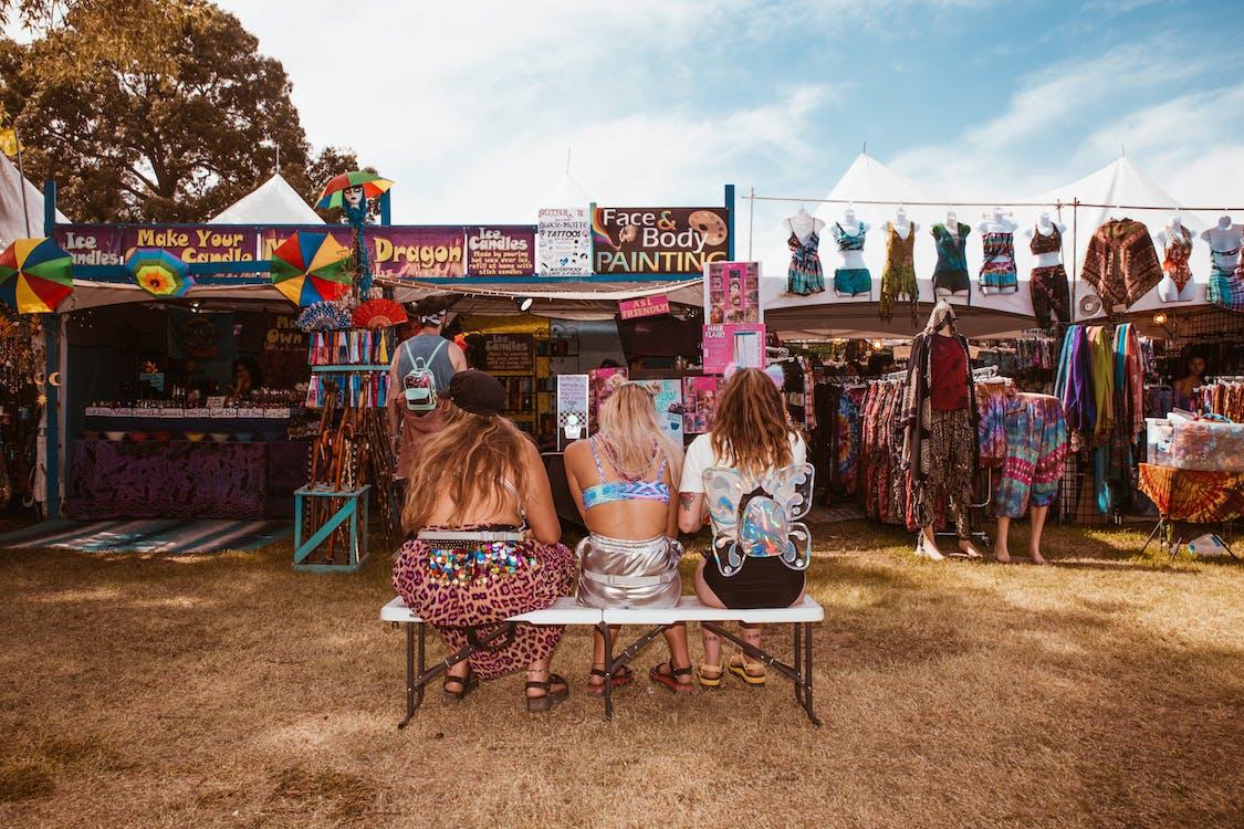 à la mode, amusement, carnaval