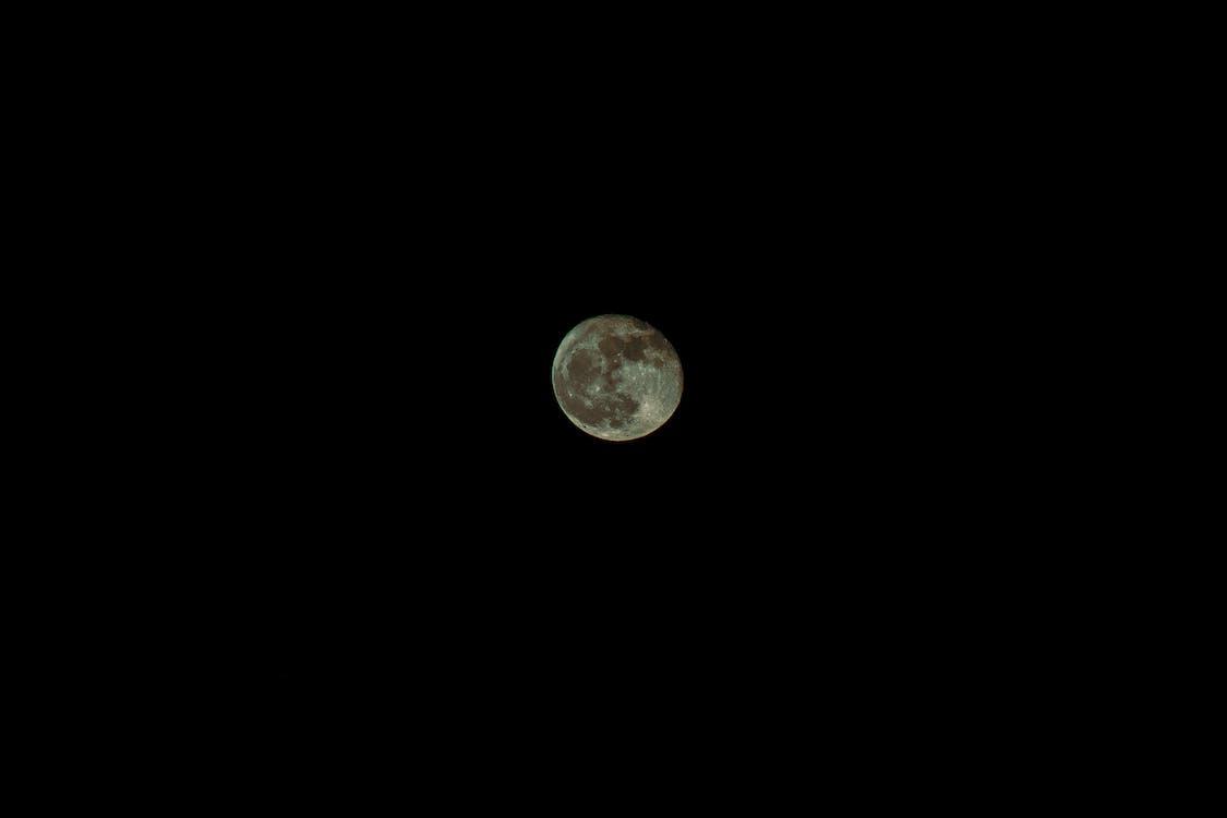 cielo nocturno, Fondo de pantalla 4k, fondo de pantalla HD
