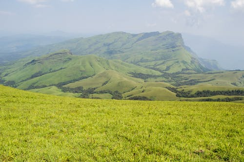 Free stock photo of beautiful landscape, grass, grasslands, mountain