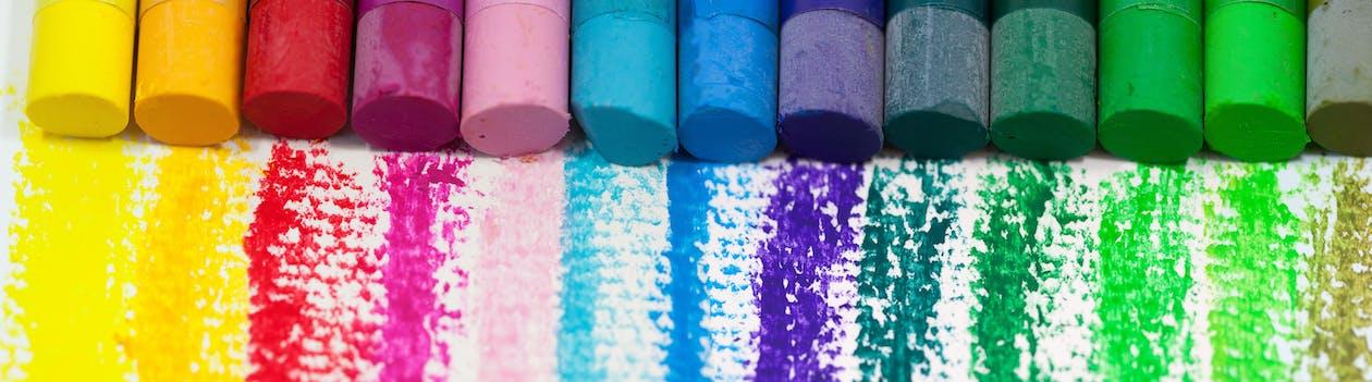 공예, 그늘, 다채로운
