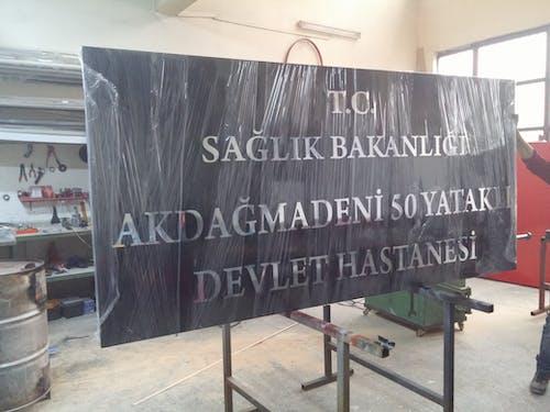 Foto d'estoc gratuïta de #metadizayn # ışıklıtabela #advertise #led #neon
