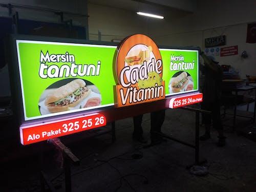 Foto d'estoc gratuïta de #metadizayn #lightbox #reklama #advertise #design