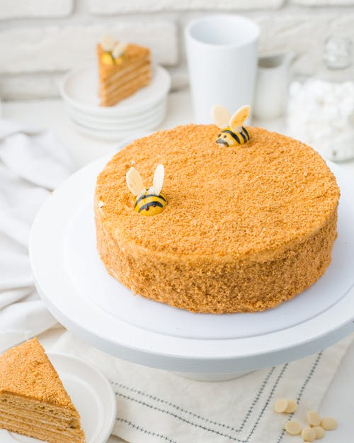 Gratis lagerfoto af delikat, dessert, kage, nydelse