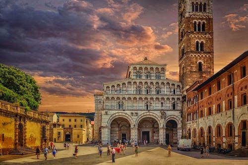 Δωρεάν στοκ φωτογραφιών με lucca, lucca καθεδρικός ναός, αρχιτεκτονική, γοτθικός