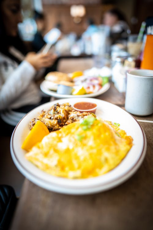 Free stock photo of breakfast, brunch, egg, eggs