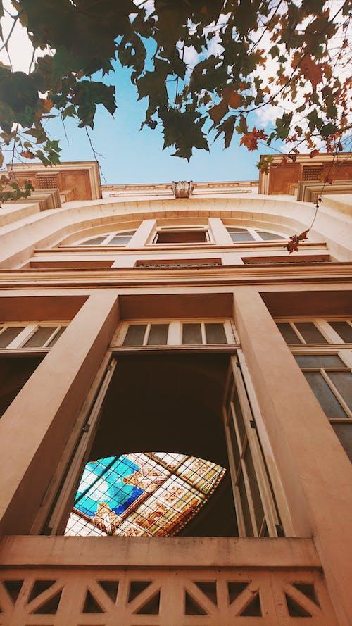 Δωρεάν στοκ φωτογραφιών με arquitectura, γυάλινο μπουκάλι, ιστορικό κτήριο, ιστορικός