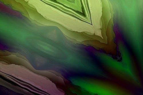 Darmowe zdjęcie z galerii z abstrakcyjny, ciemnozielony, tapeta 4k, zielony